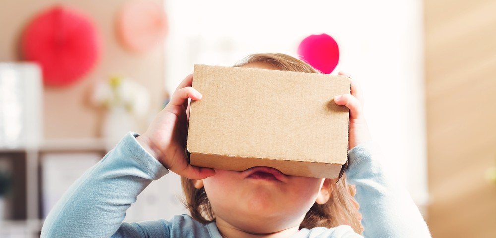 Alternative Treatment for Kids with Cerebral Palsy Could Be Virtual Reality Games