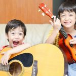 Cerebral palsy and musical training