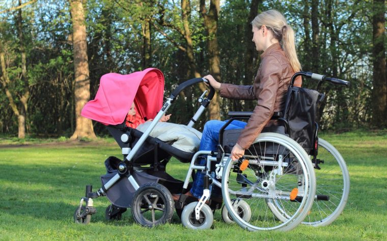 On Being a Mother with a Disability
