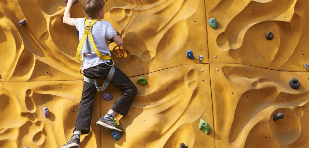 Climbing May Be a Valuable Exercise for Children with Cerebral Palsy, Study Reports