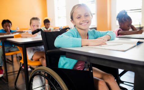 Push for Best Education Possible for Child With a Disability